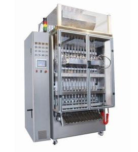 12 Lanes Granule Stick Sachet Packing Machine (DXDM-KS830) pictures & photos