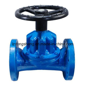 Saunders Diaphragm Valve for Straight-Through Type pictures & photos