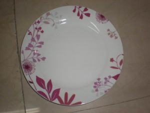 10.5′′ Colorful Plate pictures & photos