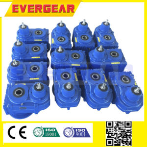 MTP/F Series Parallel Shaft Gearbox pictures & photos