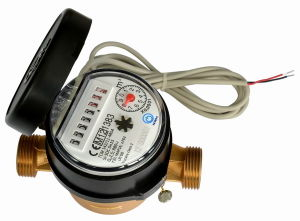 Single Jet Water Meter (15D3-2) pictures & photos