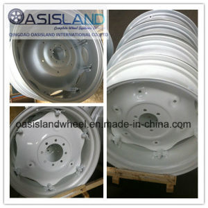 Agricultural Wheel Rim W7X24 for Tractor pictures & photos