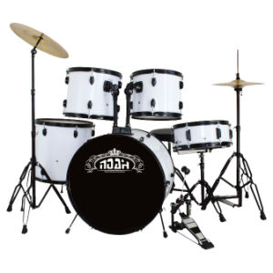 2014 Promotion Black Painting Hoop Drum Set (DS-106B) pictures & photos
