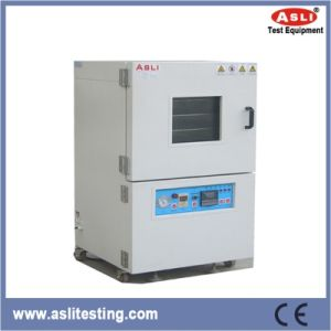 Asli Brand Lab Programmed Vacuum Oven with LCD Display pictures & photos