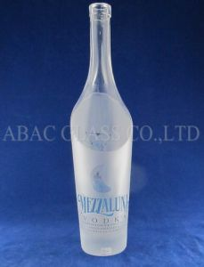 Vodka Bottle (ABAC 0030 750ML) pictures & photos