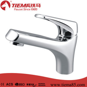 Brass Body Zinc Hanlde High Quality New Design Basin Faucet pictures & photos