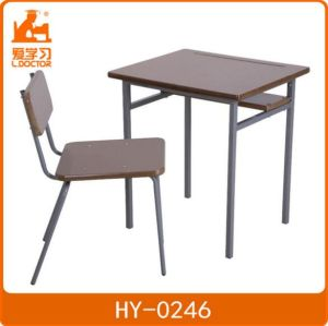 Wood Metal Table Chair of Kids Furniture pictures & photos