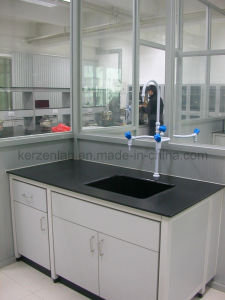 Side Bench with PP Sink, Guangzhou Supplier