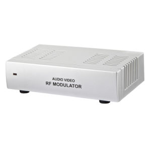 Ws-007 Audio Video RF Modulator