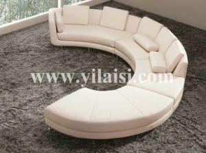 Corner Leather Sofa (A94)