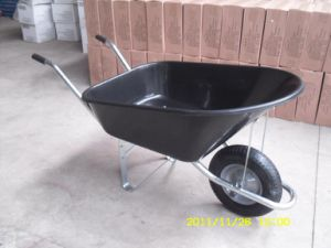 Plastic Wheel Barrow (bigger capacity)