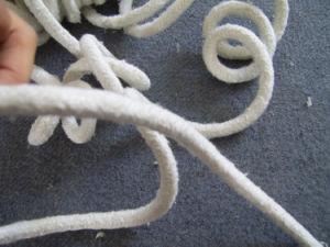 Ceramic Fiber Rope for Insulation Material pictures & photos