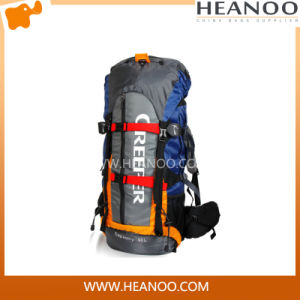 Hot Sale Waterproof Outdoor Climbing Travelling Hiking Mountain Top Backpacks pictures & photos