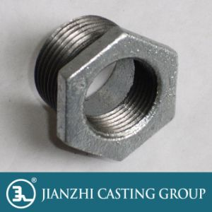 Galvanized Malleable Iron Pipe Fitting Bushing, Sesendal, G. I, Fitting pictures & photos