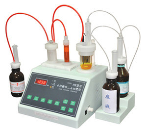 Automatic Karl Fischer Moisture Analyzer pictures & photos