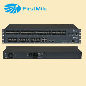 1u Design 10g Ports Optical Fiber Ethernet Switch pictures & photos