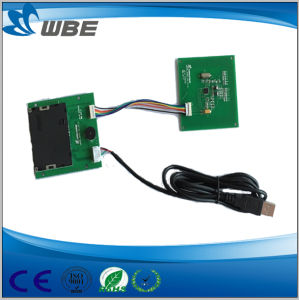 Contact IC Chip Card RFID Card Reader/Writer pictures & photos