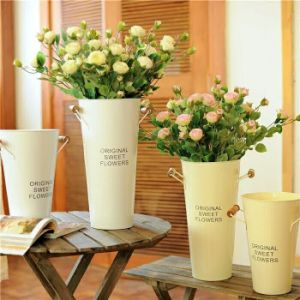 Metal Fower Pot for Home and Shop Decoration pictures & photos