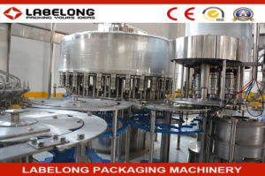 Automatic Carbonated Water Soft Drink Filling Machine pictures & photos