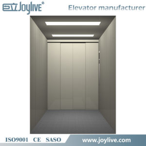 Joylive 1600kg Medical Hospital Elevator Lift with Stainless Steel Materials pictures & photos