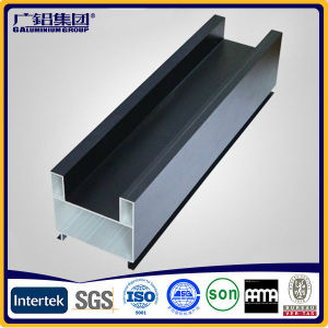 Aluminium Industrial Profiles for Window and Door Frames and Decoration pictures & photos