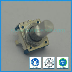 11mm Metal Shaft Rotary Encoder for Amplifier Car Audio pictures & photos