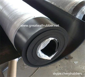 15MPa Industry SBR Rubber Sheet pictures & photos