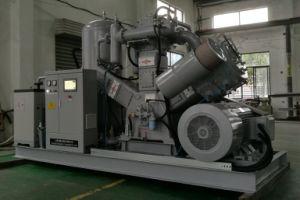 (SZW-8/40) 8m3/Min 30bar 35bar 40bar 42bar Oil-Free Air-Cooling Air Compressor Pet Bottle-Blowing Dedicated Compressor Medium Pressure Compressor pictures & photos