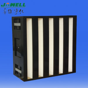 Fv Combined Compact Sub-HEPA Filter with PP Media pictures & photos