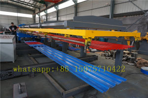 Automatic Sheet Stacker for Roll Forming Machine pictures & photos