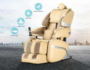 Cheap Price 3D Zero Gravity Full Body Massage Chair pictures & photos