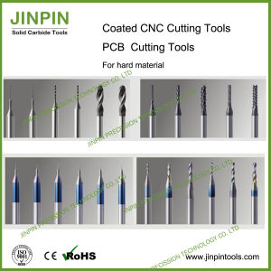 Coated V-Shape Cutter pictures & photos