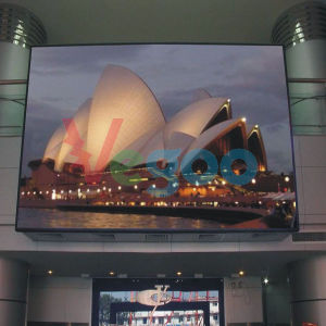 High Definition High P3.91 Indoor LED Display Screen