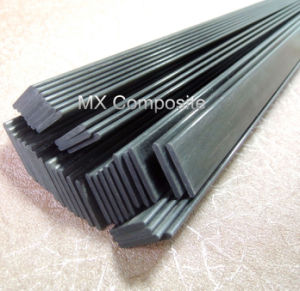 High Strength&Flexibility Carbon Fiber Strip (3*25mm) pictures & photos