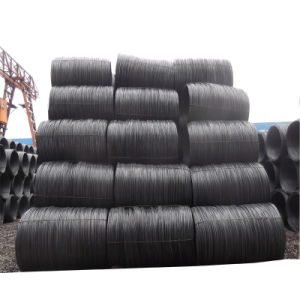 Iron Rod Wire Rod for Cold Drawing Nail Making and Building Material pictures & photos