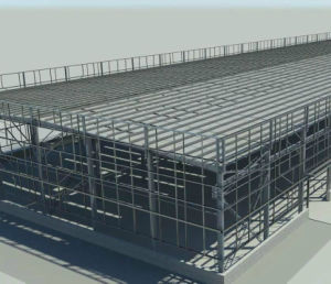 Integrated Industrial and Trade Enterprises Steel Building Manufacturer pictures & photos