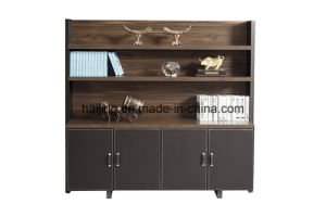 Featured 4 Doors Vertical Wooden File Cabinet pictures & photos