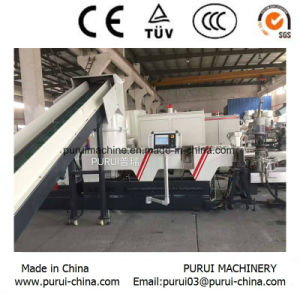 Waste Film Recycling Pelletizing Line pictures & photos