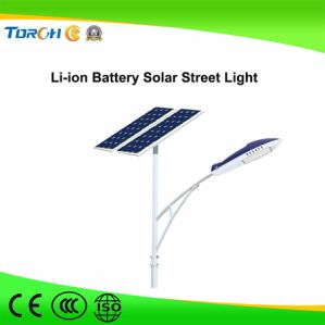 Factory 30~50W High Quality Solar Energy LED Street Light pictures & photos