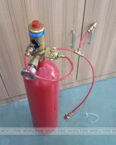 PVC Fire Trace Detection Tube pictures & photos