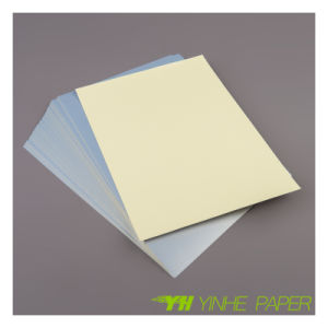 Cast Coated Paper Self Adhesive Paper pictures & photos