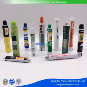 13.5mm Aluminum Packaging Tube Glue Tube Adhesive Tube Sealants Tube pictures & photos