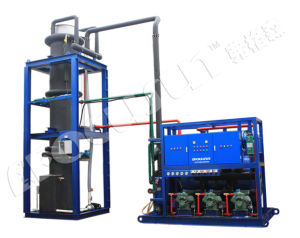 Large Capacity Tube Ice Machine Fit-300 with Automatic Control System pictures & photos