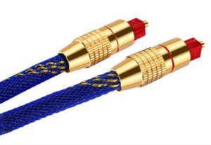1.5m Digital Optical Fiber Audio Cable Od6.0mm Od60-G pictures & photos
