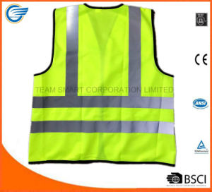 High Visibility Safety Vest Reflective Vest With En20471 pictures & photos