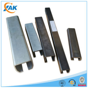 Strut Channel Angle Steel C Channel Standard Sizes pictures & photos