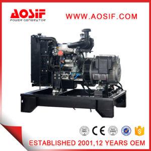 Negative Ion Generator Fuel Tank Diesel Genset