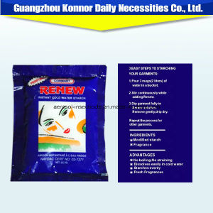 Household Easy for Using Spray Starch Manufacturer Ironing Spray on Starch pictures & photos