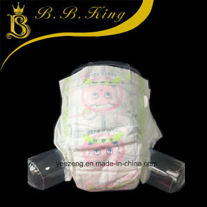 Extrathin Soft & Breathable with Big Waist Band Baby Diaper pictures & photos