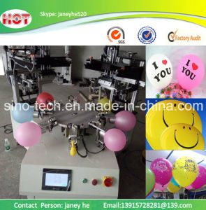 Automatic Balloon Printing Machine pictures & photos
